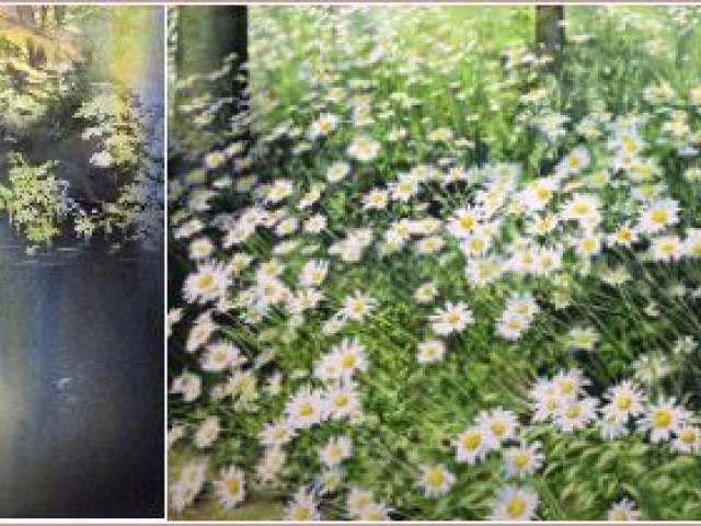 佐藤一也 透明水彩画展『水彩四季の旅』
